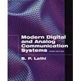 Modern Digital and Analog Communications Systems, reissued 3rd Ed. by B. P. Lathi (1998-05-07)
