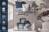 Matelas Memogel - Mémoire de Forme MemoFresh - Système HQ - FibraFeel V300 - 23 cm - 140 x 190 cm