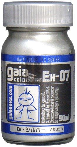 Ex-07 Ex-シルバー 50ml