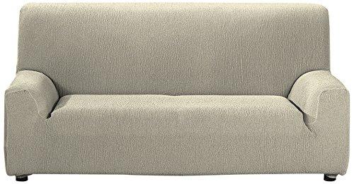Casa Textil Daniela - Funda para sofá, 2 plazas, color beige