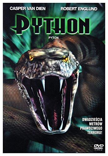 Python [DVD] [Region 2] (English audio) by Frayne Rosanoff -