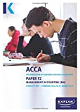 F2 Management Accounting MA - Complete Text: Paper F2 (Acca Complete Texts)
