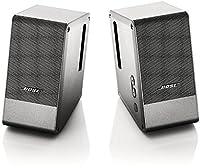 Bose ® Computer MusicMonitor ® Speakers - Metal/Silver