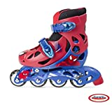 SPIDERMAN - Patin en linea tamano 1 = 30-33