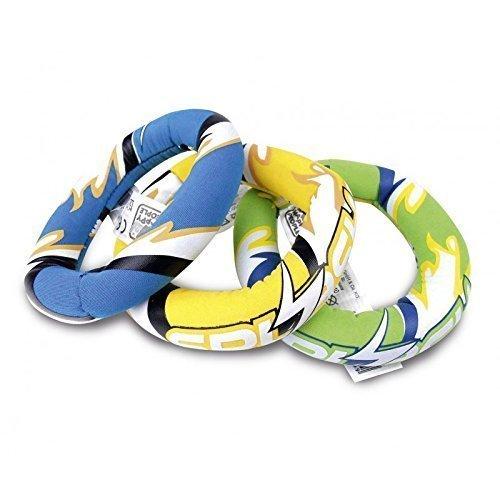 Lively Moments Tauchspiel / Tauchringe / Tauchset 3 Stück in grün, gelb und blau
