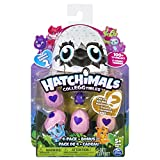 Hatchimals 6041338 'Collegtibles 4 Pack + Bonus - Kits de figuras de juguete para niños,...