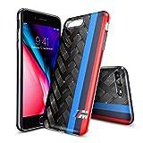 VUYHYU iPhone 7 Plus Coque,iPhone 8 Plus Coque, Cover Case clair transparent Soft Gel Silicone TPU Coque pour iPhone 7 Plus/8 Plus 5.5' - KODHTQUTQ00232
