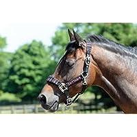 Cottage Craft - Cabezada modelo Candy Stripe para caballo