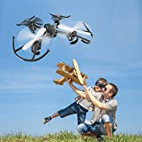 Holy Stone Mini Drone for Kids Children HS170G-Blue RC Quadcopter with Altitude Hold Function, Headless Mode, 3D Flips, One Key Engine Start Emergency Stop, Blue