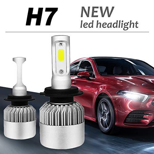 Alta 3 Ans Car O Automóviles 6000k 8000lmFaros Luz Garantie Led Auto Lampe Bajas H7 Conversion 2 X Ampoule Luces Para Light De Feux mNnO0wvy8