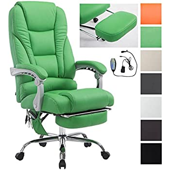 "Leder Chefsessel Massagesessel ""Comfort"" Bürosessel mit"
