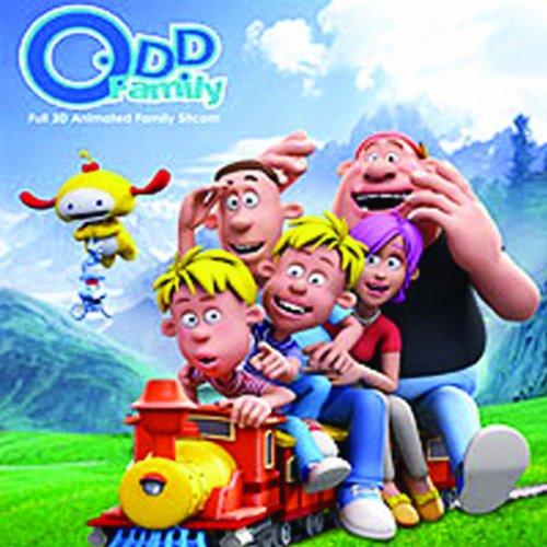 Odd Family - KBS 3D Comic Sitcom
