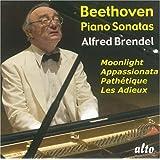 Klaviersonaten Mondschein/Pathetique/+