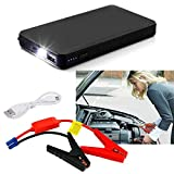 12V 20000mAh Multifunctional Car Jump Starter Power Booster Battery Charger