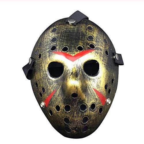 Neue Der Kostüm Batman - YAX Masken Neue Jason Vs Freitag Der 13. Horror Hockey Kostüm Halloween Killer Maskerade Maske Halloween Maske <Br/> A