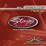 Stagg EL-1046 Nickel Plated Steel Strings Set for Electric Guitar