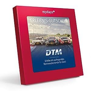 mydays Magic Box: DTM – die Geschenkidee für ein abgefahrenes Wochenende für zwei Motorsportfans