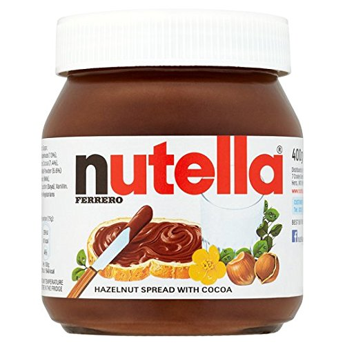 NUTELLA Pot de 400 grammes