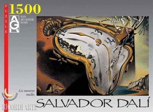 Ricordi Editions 2901N14758G  - Puzzle de 1.500 Piezas de Cuadro de Dalí