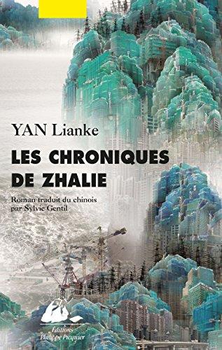 Les Chroniques De Zhalie [Pdf/ePub] eBook