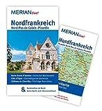 Nordfrankreich. Nord-Pas de Calais. Picardie: MERIAN live! – Mit Kartenatlas im Buch und Extra-Karte zum Herausnehmen