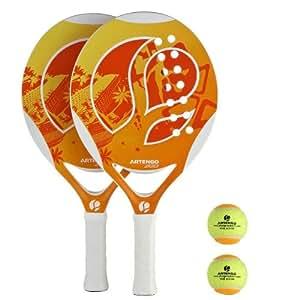 Artengo Beach-Tennis-Set Racquet