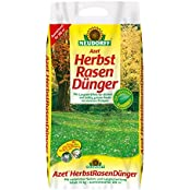 Art#(G235/0362NA) Neudorff Azet HerbstRasenDünger 10 kg, - mit natürlicher Sofortwirkung im Herbst und Langzeitwirkung für das Frühjahr - mit MyccoVital Mykorrhiza für besonders kräftige Wurzeln und Pflanzen - mit bodenbelebenden Mikroorganismen - hoher