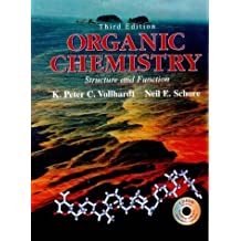 Organic Chemistry by K. Peter C. Vollhardt (1998-07-15)