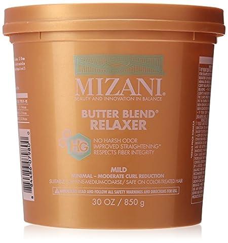 Mizani Butter Blend Relaxer for Unisex, 30 Ounce by