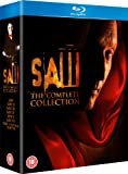 Picture Of Saw: 1-7 Box Set [Blu-ray]