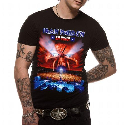 Preisvergleich Produktbild Loud Distribution Herren T-Shirt Small (Herstellergröße: Small) Schwarz
