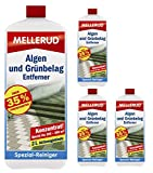 4 x 2 Liter Mellerud 2001001926 Algen- und Grünbelagentferner