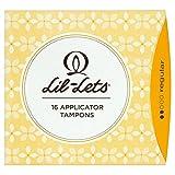 Lil-lets applicateur Tampons réguliers (16) (Lot de 2)
