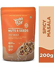 Yogabar Seeds Mix - Spicy Masala 200 gm