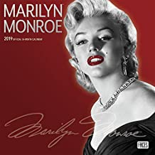 Marilyn Monroe 2019 - 18-Monatskalender (Wall-Kalender)