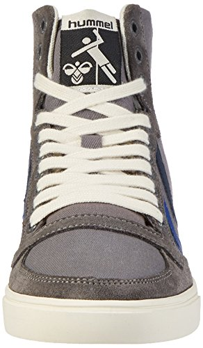 Hummel Sl. Stadil Duo Canvas High, Sneakers Hautes Mixte Adulte Gris (Castle Rock)