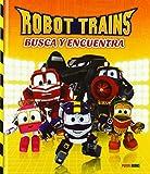 Robot trains: busca y encuentra