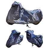 pour Vespa Primavera 502T 2013–2018Mediawave Housse de en Nylon imperméable Taille m Couverture Universel Pluie 203x 89x 122cm