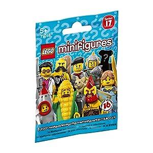 LEGO Minifigurine Legno, Series 17 5702015866811 LEGO
