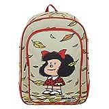 Grafoplas 37500105 Mafalda Mochila Escolar, 44 cm