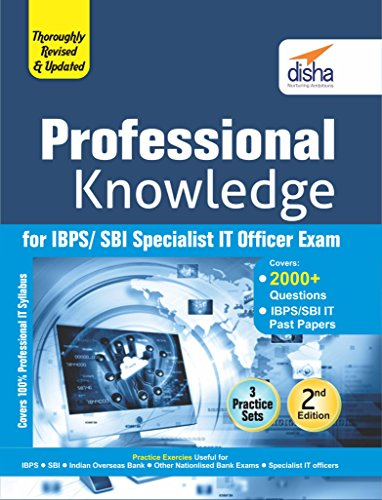 Professional-Knowledge-for-IBPS-SBI-Specialist-IT-Officer-Exam-2nd-Edition