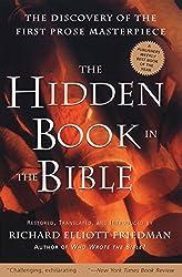 The Hidden Book in the Bible by Richard Elliott Friedman (1999-08-18)