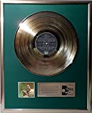 Queen - News Of The World goldene Schallplatte gold record