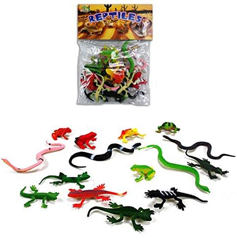 15er-set-reptilien-ca-4-8cm-schlangen-frosche-echsen-geckos-etc