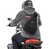 QBag Motorradrucksack Sling Bag Umhängerucksack, einfache Handhabung, ergonomisch gepolsterter...
