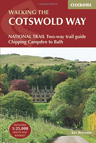The Cotswold Way: Two-Way National Trail Description (UK Long-Distance)