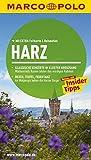 MARCO POLO Reiseführer Harz: Reisen mit Insider-Tipps - Mit EXTRA Faltkarte & Reiseatlas - Hans Bausenhardt