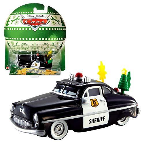 Auswahl | Disney Cars | Cast 1:55 Fahrzeuge | Mattel Autos, Typ:Sheriff ()