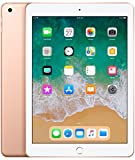 Apple iPad 128GB Gold tablet - Tablets (24.6 cm (9.7'), 2048 x 1536 pixels, 128 GB, iOS 11, 469 g, Gold)