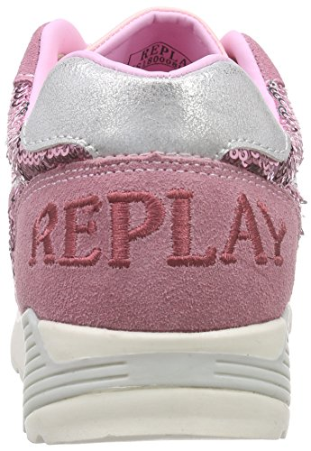 Replay Hunt Mädchen Low-Top Pink (PINK 44)